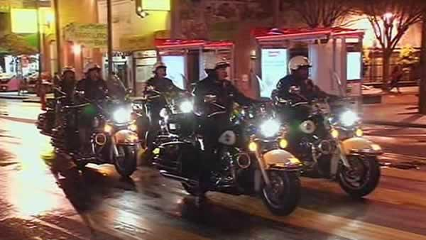 SFPD on high alert but 49ers fans low-key