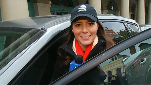 ABC7's Katie Marzullo said goodbye to the Super Bowl and New Orleans on Monday.
