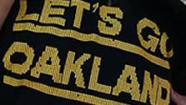 Lets Go Oakland shirt