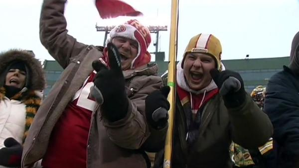 49ers fever taking over Bay Area again