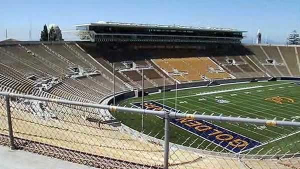Crews race to finish retrofitting Memorial Stadium