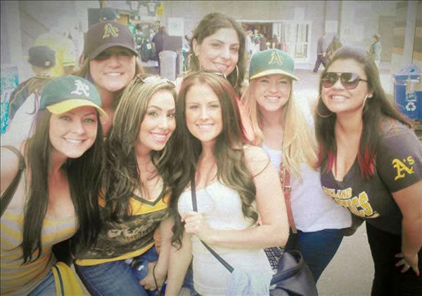 "<div class=""meta image-caption""><div class=""origin-logo origin-image ""><span></span></div><span class=""caption-text"">The Oakland Athletics averaged about 22,000 fans per game in the regular season.  In the playoffs, some of the tarps will come off and 48,000 loud and proud green and gold supporters will fill the coliseum.  If you're a proud A's fan send us your photos and you could be on TV!  uReport@kgo-tv.com (KGO Photo/ submitted via uReport)</span></div>"
