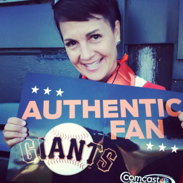 Go Giants!!!! (Photo submitted via uReport)