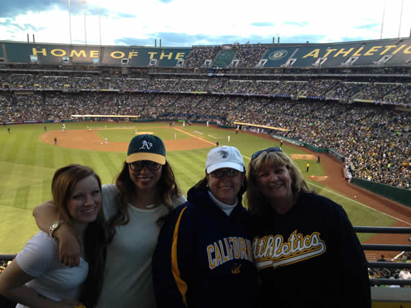 A's fans photo submitted via uReport.