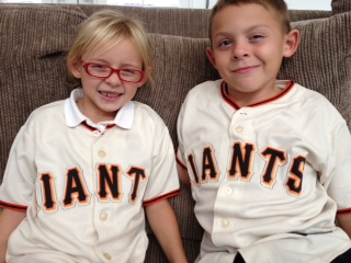 Ayden and Eva from Morgan Hill (Sent via uReport)