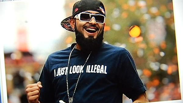 Giants Sergio Romo makes statement with t-shirt