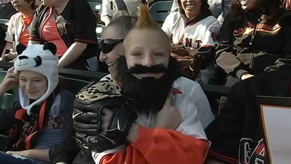 San Francisco Giants fans gearing up for Fan Fest
