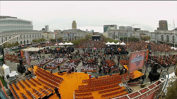 SF Giants World Series parade <span class=meta>(KGO)</span>