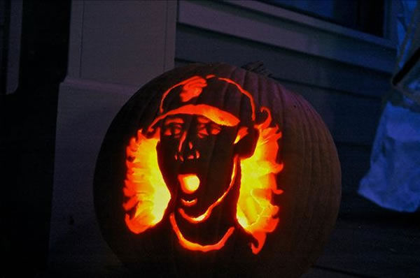 Giants fans share their World Series fever!  (Photo submitted by Matt via uReport)