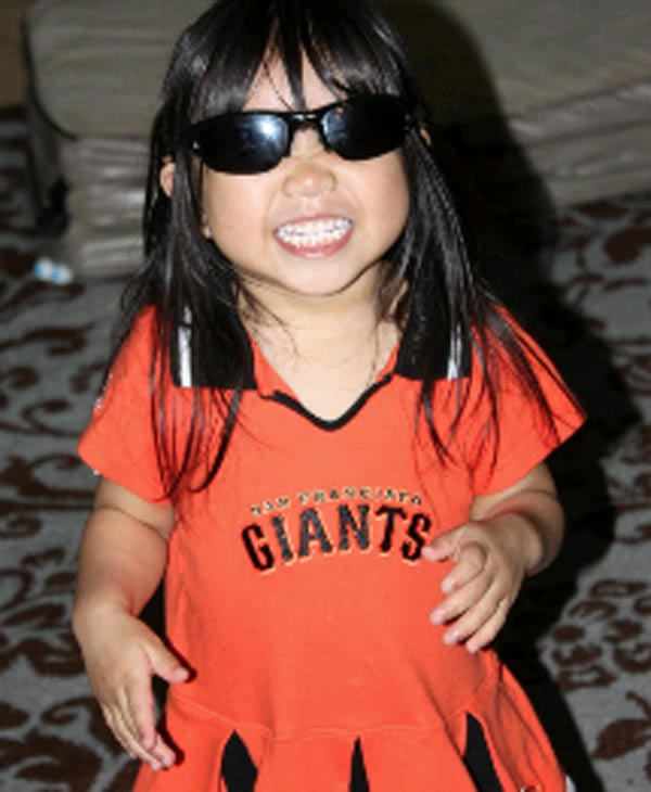Sent in from Kaye. Send us your Giants fan photos to uReport@kgo-tv.com or upload them to uReport.abc7news.com. <span class=meta>(uReport)</span>