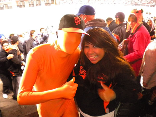 Send us your Giants fan photos to uReport@kgo-tv.com or upload them to uReport.abc7news.com. <span class=meta>(uReport)</span>