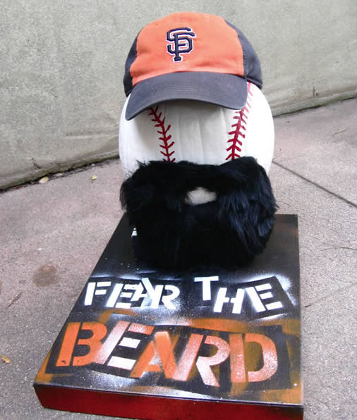 Bay Area baseball fans share their Giants fever!  (Photo submitted via uReport)