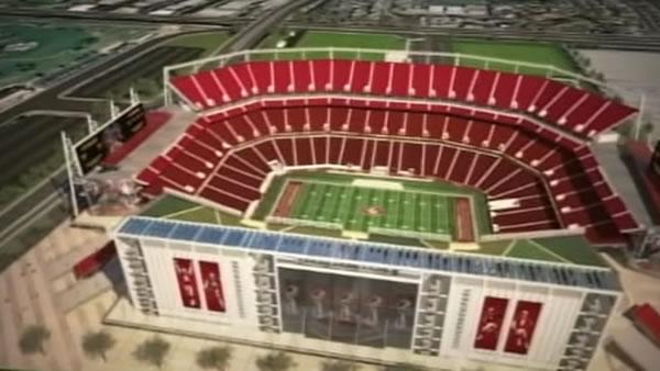 Sticker shock for 49er faithful at new stadium