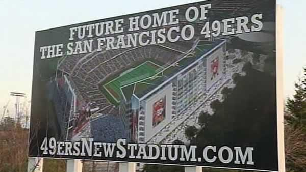 $30 million pulled from 49ers stadium project