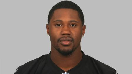 This is a 2012 photo of Darrius Heyward-Bey of the Oakland Raiders NFL football team.