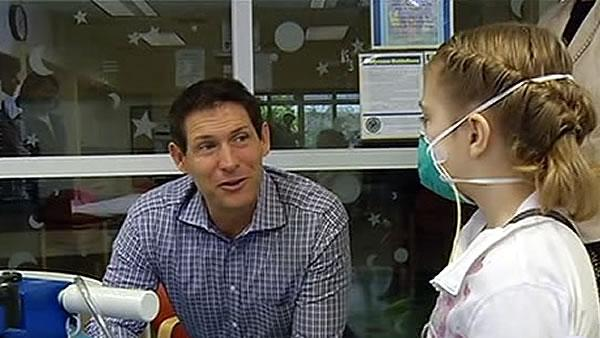 Steve Young raising funds for music therapy program