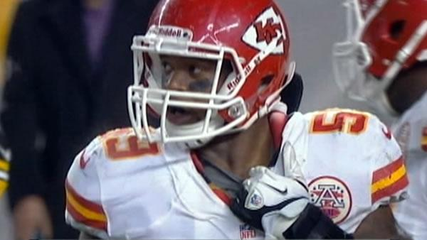 KC Chiefs player dead in apparent murder-suicide