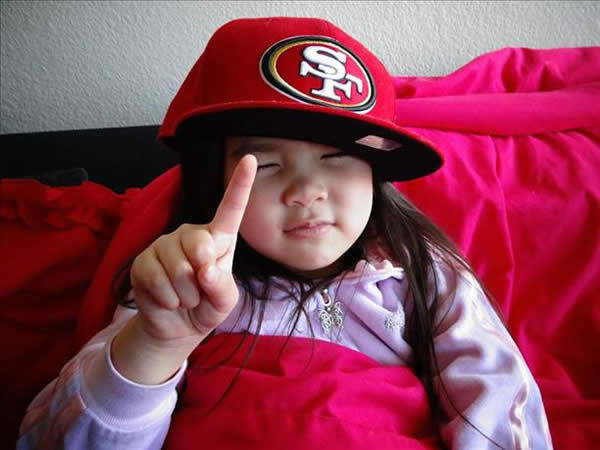 "<div class=""meta ""><span class=""caption-text "">49er fans, keep the photos coming! Send to uReport@kgo-tv.com and we may show them off on air! (KGO Photo/ photo submitted via uReport)</span></div>"