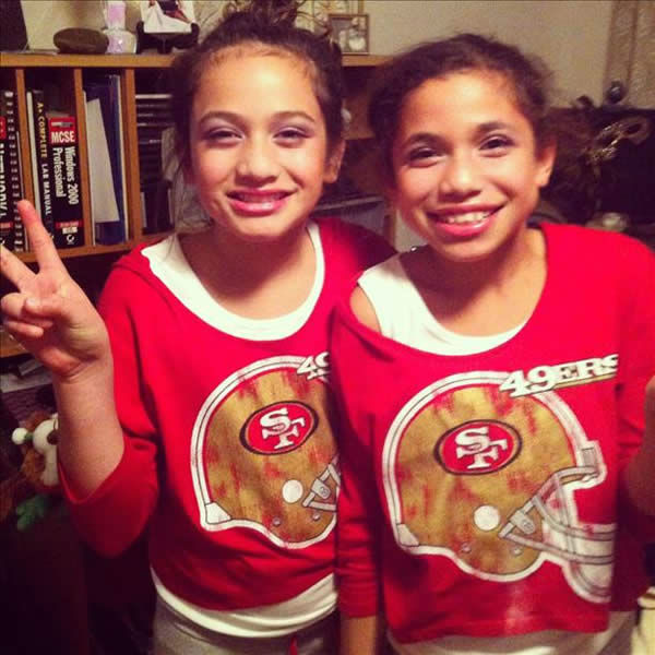 "<div class=""meta image-caption""><div class=""origin-logo origin-image ""><span></span></div><span class=""caption-text"">Thanks for showing off your Niner pride! Keep emailing your photos to uReport@kgo-tv.com and we might share them on TV! (KGO Photo/ photo submitted via uReport)</span></div>"