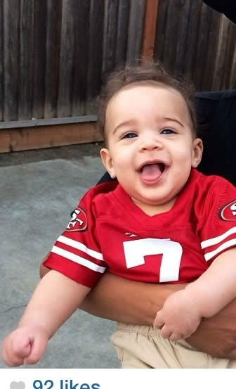 "<div class=""meta image-caption""><div class=""origin-logo origin-image ""><span></span></div><span class=""caption-text"">The Bay Area has a lot of love for the 49ers!  Keep emailing your best photos to uReport@kgo-tv.com! (KGO Photo/ photo submitted via uReport)</span></div>"