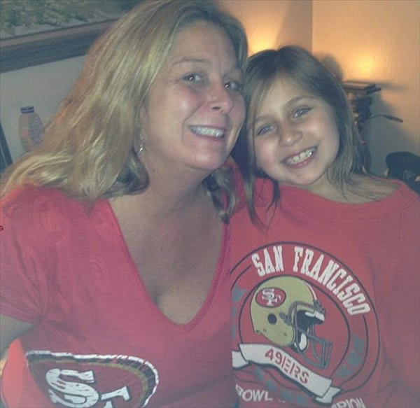 Thanks for showing off your Niner pride! Keep emailing your photos to uReport@kgo-tv.com and we might share them on TV!  <span class=meta>( Photo submitted via uReport )</span>