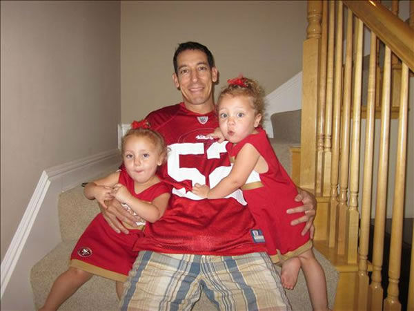 Go niners from the McCall Family <span class=meta>(Submitted by hmccall via uReport)</span>