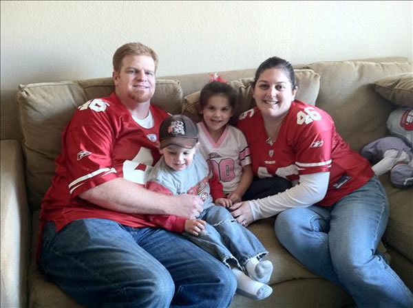 Niner family (photo submitted via uReport)