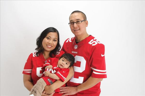 49er family (photo submitted via uReport)