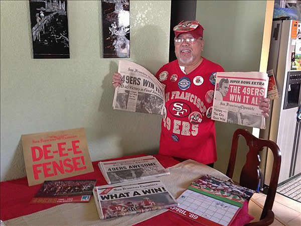 "<div class=""meta ""><span class=""caption-text ""> Photo submitted via uReport. Are you a 49ers fan? Send us a photo or video of your 49ers spirit to uReport@kgo-tv.com and we'll post it here: http://bit.ly/WxySUx. </span></div>"