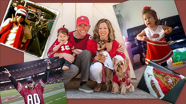 "<div class=""meta ""><span class=""caption-text "">Photo submitted via uReport. Are you a 49ers fan? Send us a photo or video of your 49ers spirit to uReport@kgo-tv.com and we'll post it here: http://bit.ly/WxySUx. </span></div>"