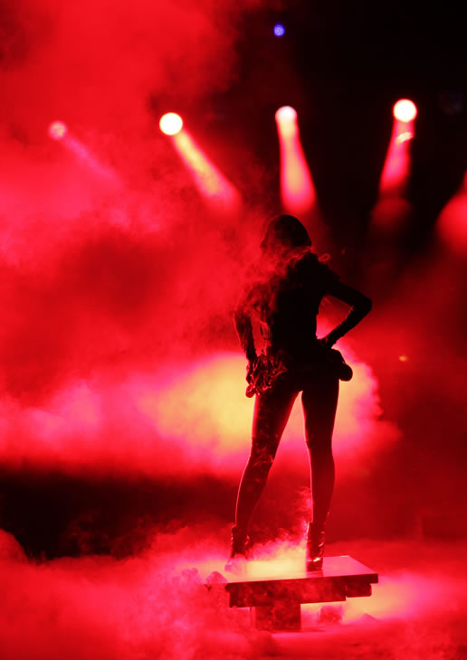 "<div class=""meta ""><span class=""caption-text "">Beyonce performs during the halftime show of the NFL Super Bowl XLVII football game between the San Francisco 49ers and the Baltimore Ravens, Sunday, Feb. 3, 2013, in New Orleans. (AP Photo/Gerald Herbert)</span></div>"