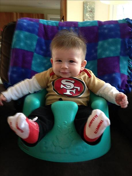 "<div class=""meta image-caption""><div class=""origin-logo origin-image ""><span></span></div><span class=""caption-text""> Photo submitted via uReport. Are you a 49ers fan? Send us a photo or video of your 49ers spirit to uReport@kgo-tv.com and we'll post it here: http://bit.ly/WxySUx. </span></div>"