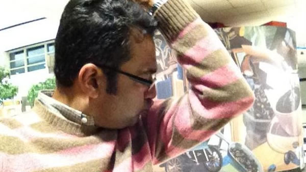 """Kaepernicking"" (Submittedby by Rajiv via uReport)"