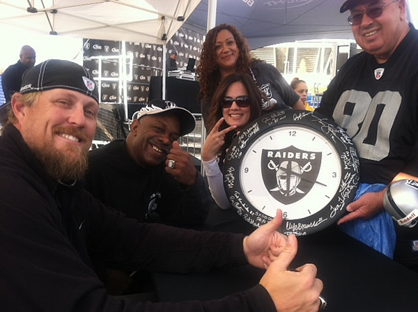 ABC7 News Photo (Are you a Raiders fan? Send us a photo or video of your Raiders spirit to uReport@kgo-tv.com and we'll post it here: http://bit.ly/WxySUx.)