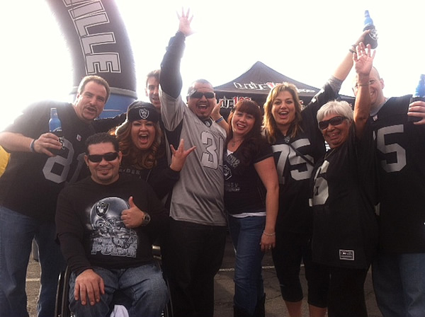 (Are you a Raiders fan? Send us a photo or video of your Raiders spirit to uReport@kgo-tv.com and we'll post it here: http://bit.ly/WxySUx.)