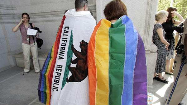 LIVE VIDEO: Prop 8 found unconstitutional