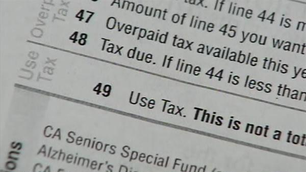 Many shoppers not aware of online 'use tax'