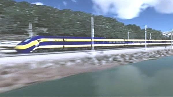 Lawmakers want high-speed rail plan simplified