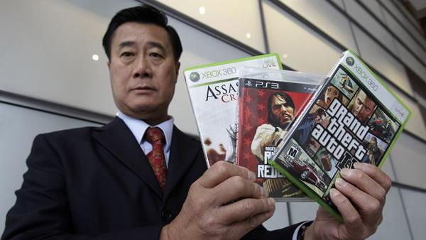 Yee still committed to violent video game ban