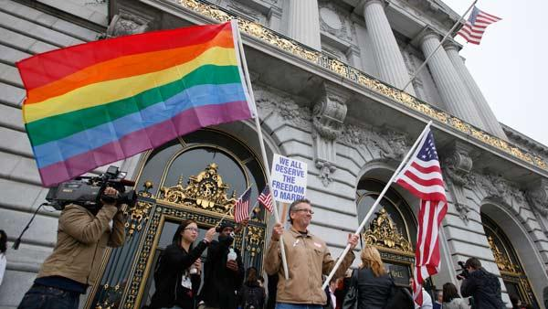 CA gay marriage ban headed to US Supreme Court