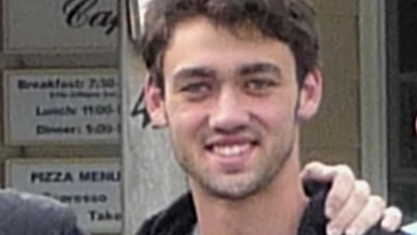 Missing college student's body has been found