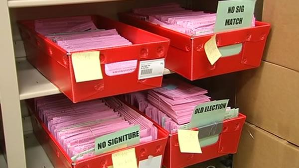 Some California ballots will never be counted