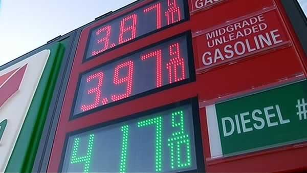 Pain at the pump as gas prices soar in CA
