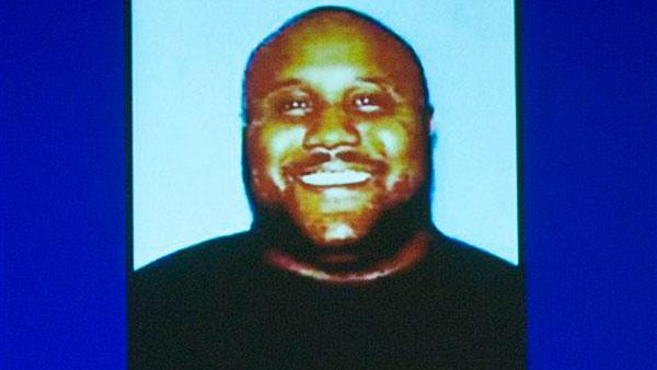 In this image provided by the Irvine, Calif., Police Department via The Orange County Register, former Los Angeles police officer Christopher Jordan Dorner is shown.