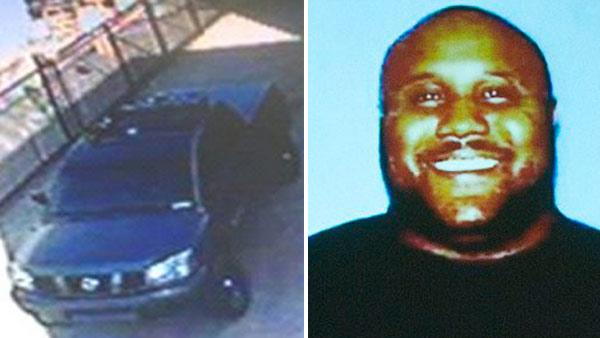 Christopher Dorner and his truck