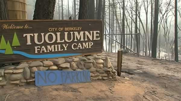 The City of Berkeley's Tuolumne Family Camp.