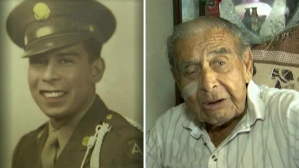 WWII veteran beaten, robbed in his Fresno home