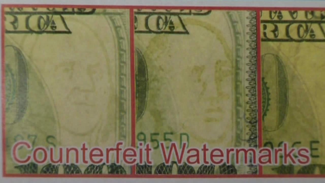 fake $50 bills