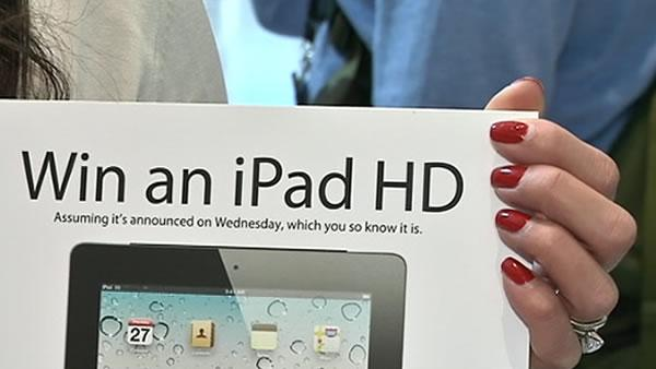Apple expected to unveil new iPad