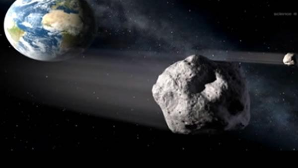 150-foot asteroid to zip past Earth next week